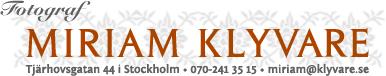 Miriam Klyvare logotyp